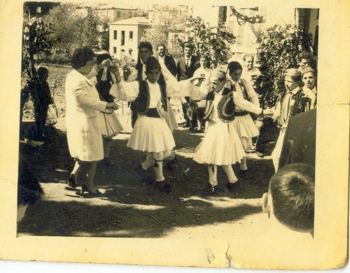Γιορτή 25/3/1967 Γυμν. Βασιλακίου