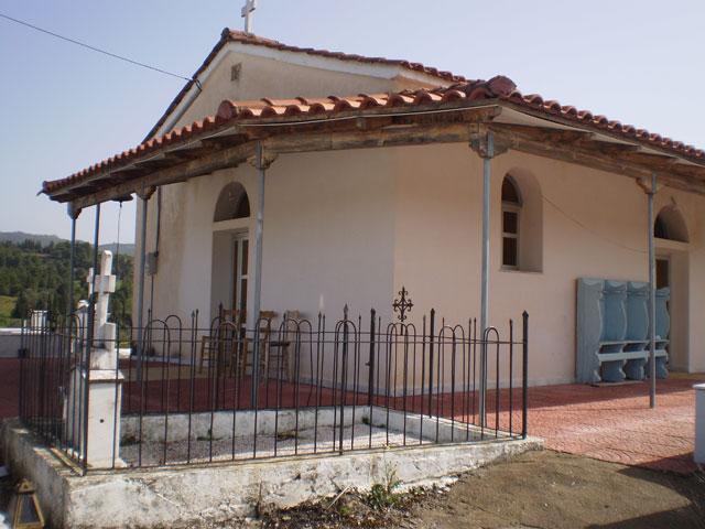 Άγιος Γεώργιος (Κοιμητήριο Βασιλακίου)